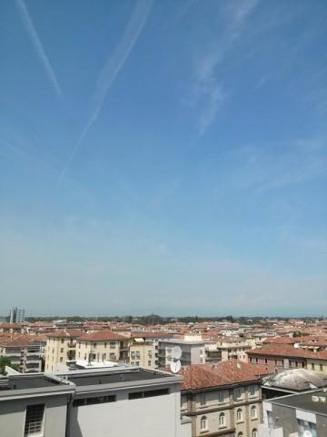 The sky in Venezia