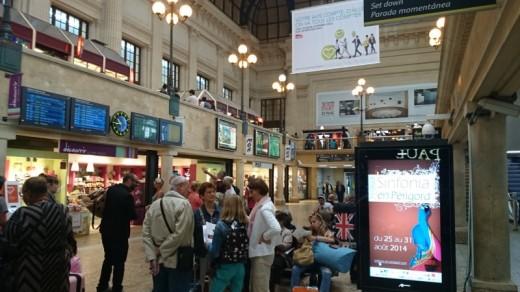 Gare St. Jean